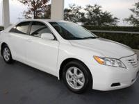Rest assured with your purchase of this pre-owned Camry