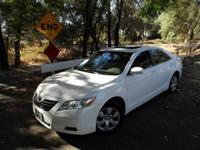 2009 Toyota Camry 4-Door Sedan   Exterior Color: