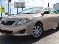CLEAN CARFAX! ONE OWNER! FLORIDA OWNED VEHICLE! LE