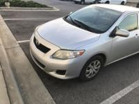This 2009 Toyota Corolla LE is offered to you for sale
