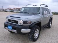 FJ Cruiser trim. In Good Shape, Toyota Certified, GREAT