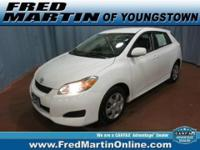 CLEAN CARFAX. 5D Hatchback. Join us at Fred Martin of