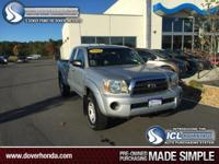 Carfax 1 Owner! Accident Free! 2009 Toyota Tacoma 4D