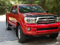 I have a 2009 Toyota Tacoma 4 wheel drive for sale. It