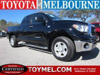This 2009 Toyota Tundra has everything you need and