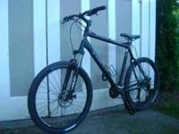 I am selling a 2009 Trek 4300 mountain bike with a