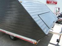 2009 Triton Trailers 101x10 clam One owner matts and