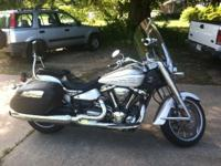 2009 Yamaha Stratoliner 26,332 miles but mileage will