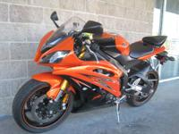 This Orange Tribal R6 truly splits it up! TRACK READY