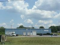 SUPERIOR CONDITION METAL INSULATED BUILDING W/4000 SF