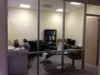 Three Small single workplace suites! Access to cooking