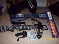 I am selling my Horton Blackhawk crossbow I bought this