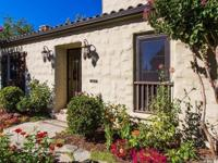Circa 1923 Spanish Revival gorgeously remodeled home