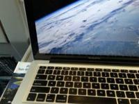 Offering macbook pro. Features stock hdd and with 16gb