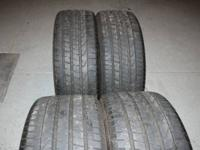 I 'VE GOT A NICE SET OF PIRELLI P ZERO'S TO SELL.