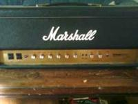 2010 50w Marshall Vintage Modern, like new ( Not a