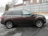 2010 Acura MDX Advance - Bought last year from Acura