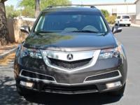 2010 Acura MDX AWD 4dr Technology Pkg Body: SPORT