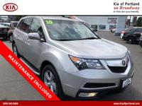 Look at this 2010 Acura MDX Technology Pkg. Its