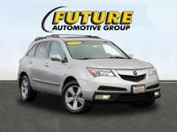 ***WOW! FLAWLESS AND LUXURIOUS ACURA MDX TECH! POWER