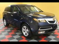 2010 ACURA MDX AWD Technology/Entertainment Pkg. Both