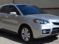 This 2010 Acura RDX 4dr Technology Package SUV features