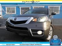 GORGEOUS 2010 ACURA RDX SUV WITH 84K MILES!! SUPER
