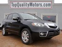 + BEAUTIFUL ACURA RDX WITH ONLY 74K MILES + CARFAX