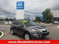 RDX trim. GREAT MILES 62,024! PRICE DROP FROM $17,900.