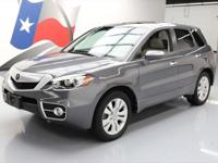 2010 Acura RDX with Technology Package,Leather