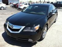 Sophisticated, smart, and stylish, this 2010 Acura RL
