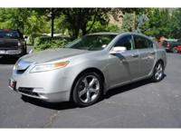 2010 Acura TL 4dr Car Our Location is: Bighorn Toyota -