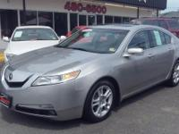 We just got in this low mileage 2010 Acura TL and she