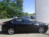 Options:  2010 Acura Tl 3.5|Black|3.5L V6|Automatic
