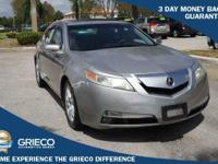 2010 Acura TL, *Carfax Accident Free*, *One Owner*, and