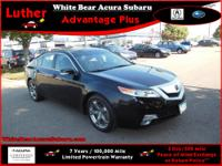 CARFAX 1-Owner, Spotless. TL trim. Heated Leather