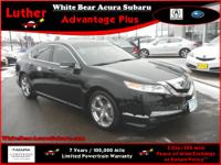CARFAX 1-Owner, Extra Clean, Acura Certified. WAS