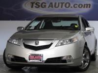 WHAT A RIDE! THIS 2010 ACURA TL HAS EVERYTHING YOU WANT