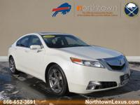 Come test drive this 2010 Acura TL! Offering crisply