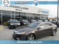 This Acura TL Technology Package AWD  has many valuable