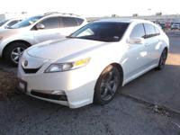 Check out this gently-used 2010 Acura TL we recently