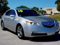 Options:  2010 Acura Tl Tech|Palladium
