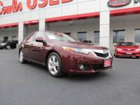 Come and see this 2010 Acura TSX 39k miles auto a/c cd