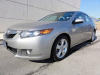 2010 Acura TSX Sedan Our Location is: Cadillac of