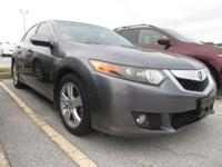 PREMIUM & KEY FEATURES ON THIS 2010 Acura TSX include,