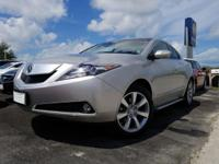 2010 Acura ZDX Looking for a sleek and nice looking SUV