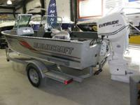 2010 Alumacraft Navigator 175 Sport (country club