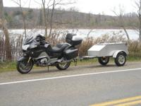 Americas Best Aluminum XL Diamond motorcycle cargo
