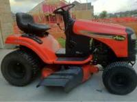 """Ariens mower with 42"""" deck. 17.5 Briggs and straton"""