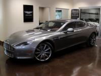 You are viewing a stunning 2010 Aston Martin Rapide